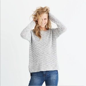 MADEWELL Eastbank Pullover Sweater Size Small